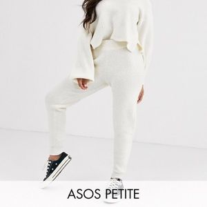 Asos knitted sweatpants